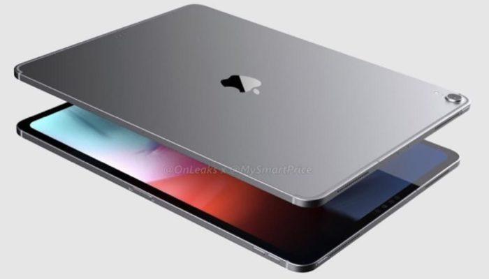 iPad Pro 2018 via MySmartPrice