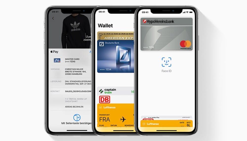 Apple Pay startet in Deutschland