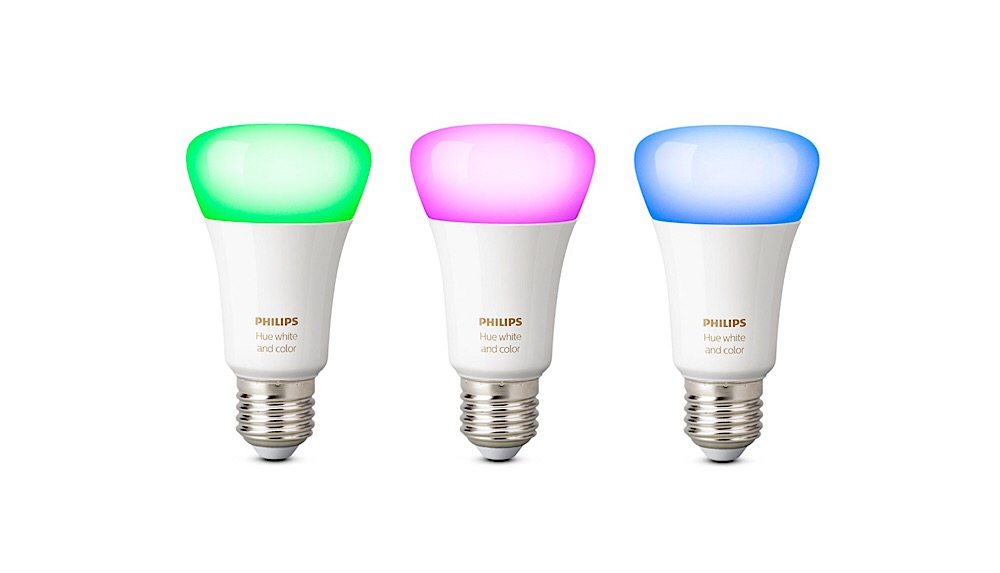 Philips Hue White und Color Ambiance Starter Set im Angebot bei Tink
