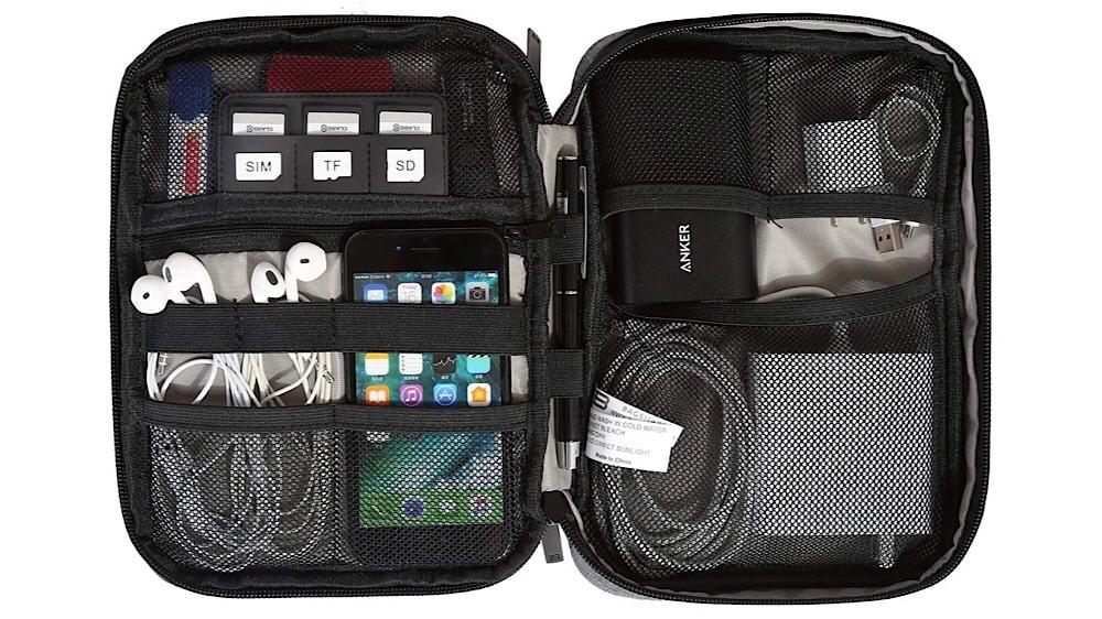 Bagsmart Zubehör-Tasche im Angebot bei Amazon