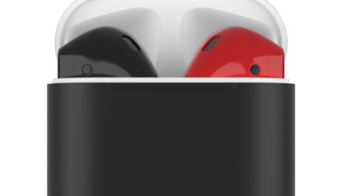 AirPods Bunt Bild von Colorware