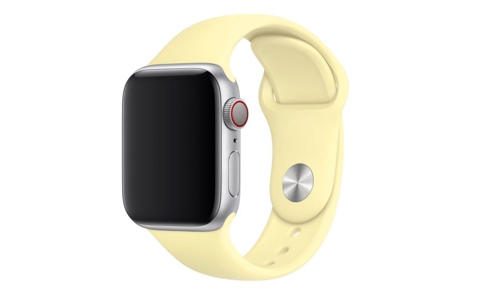 Mehr Leistung, mehr Farben – neue Apple Watch 4 Werbung
