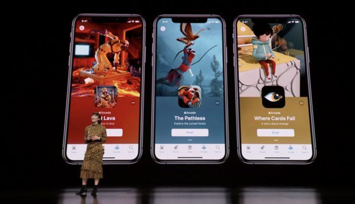 Apple Arcade Entwickler