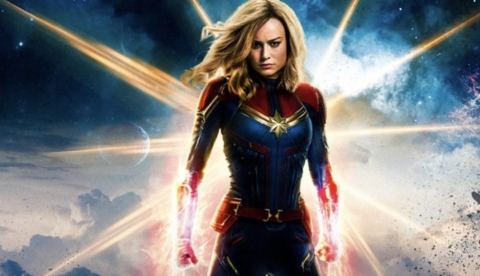 Brie Larson Captain Marvel