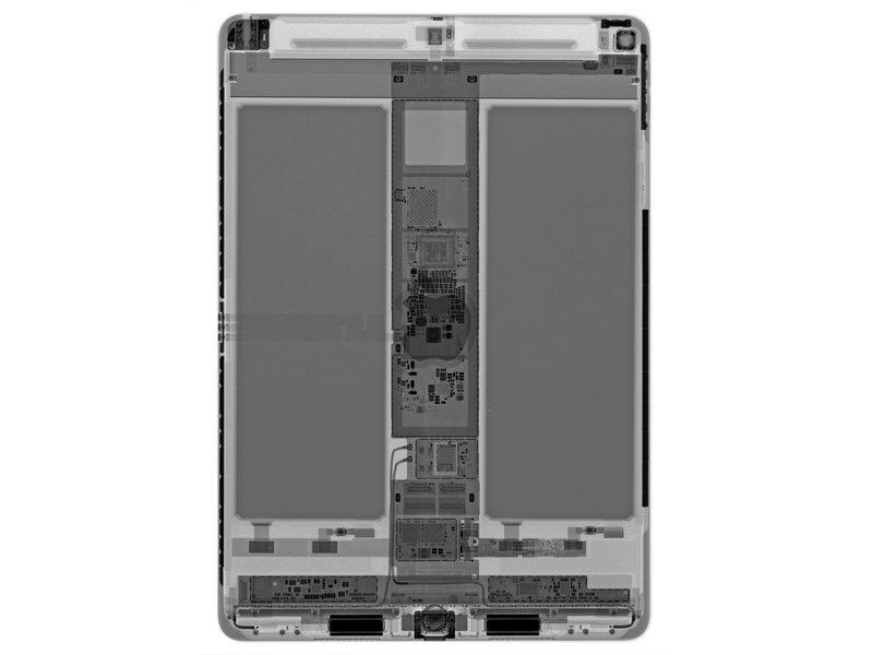iPad Air 3 Röntgen