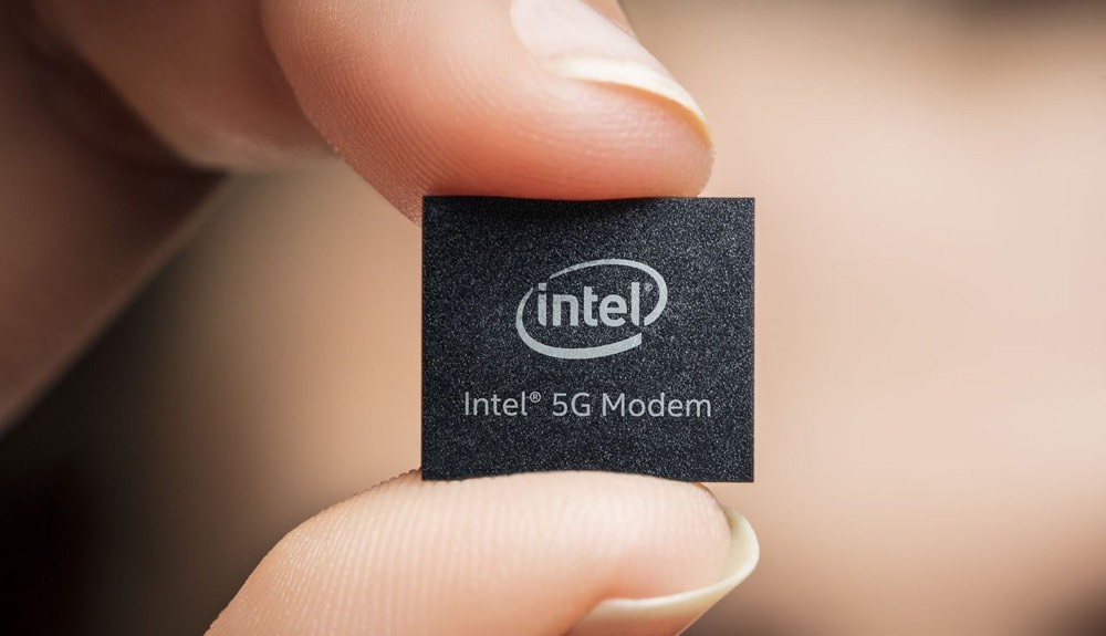Intel 5G Modem 5G-iPhone