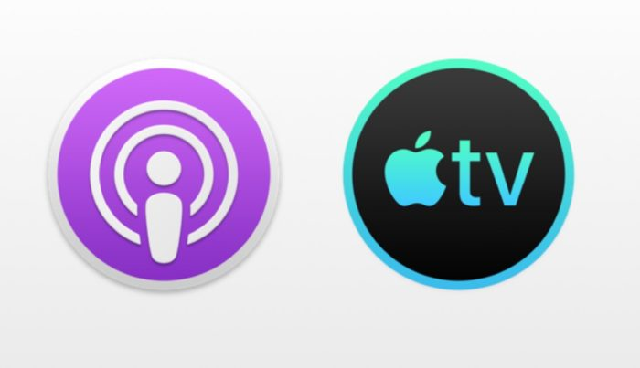 TV und Podcasts-App