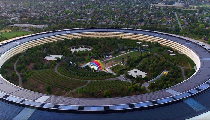 Apple Park – Wert wird auf 4,17 Milliarden US-Dollar geschätzt