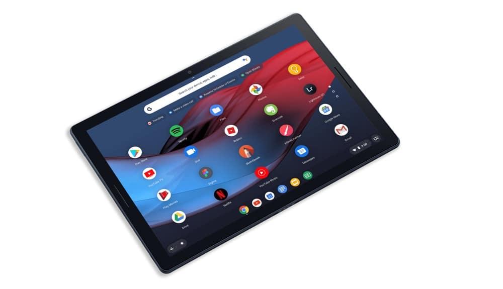 Pixel Slate Google