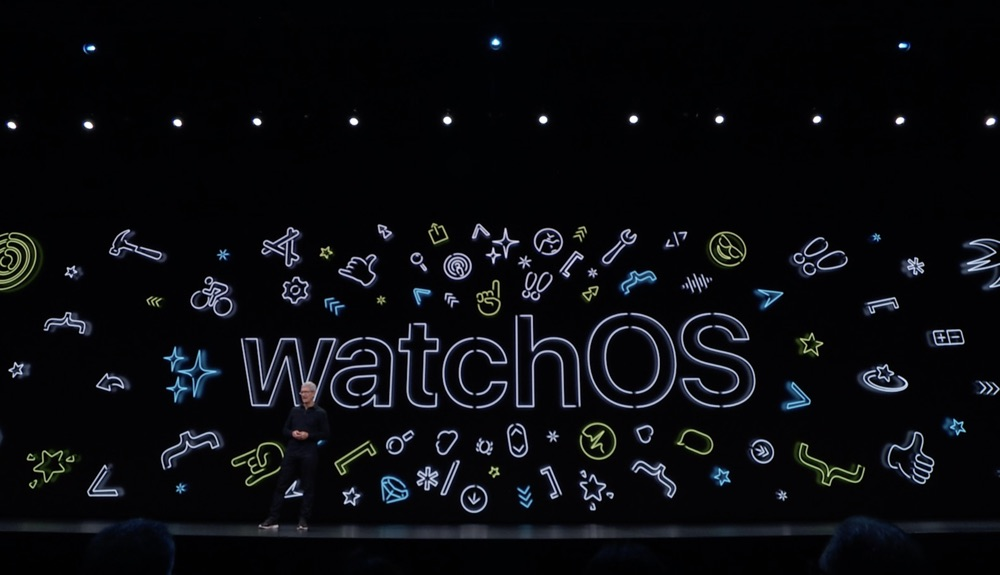 watchOS 6 WWDC