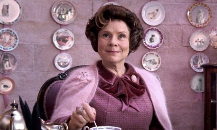 Imelda Staunton Alabama Harry Potter