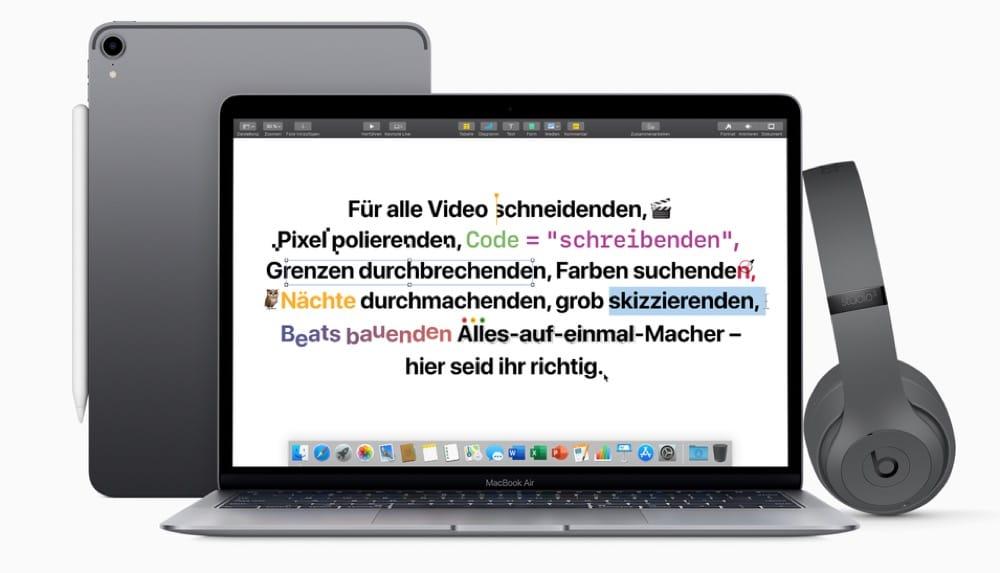 Back to School 2019 Aktion bei Apple gestartet