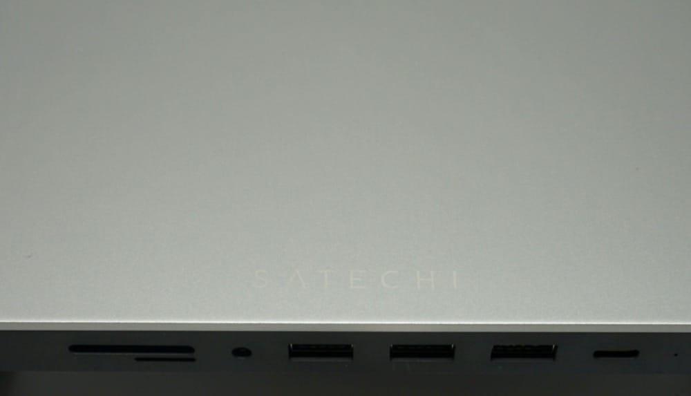 Ausprobiert: Satechi Typ-C Aluminium Monitor Stand