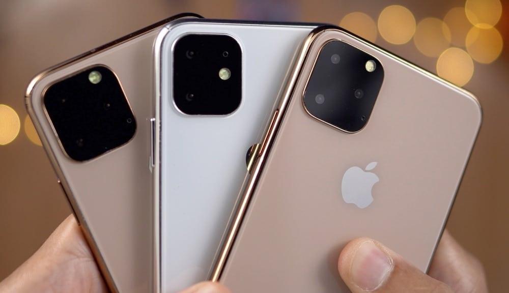 iPhone 11 Dummy