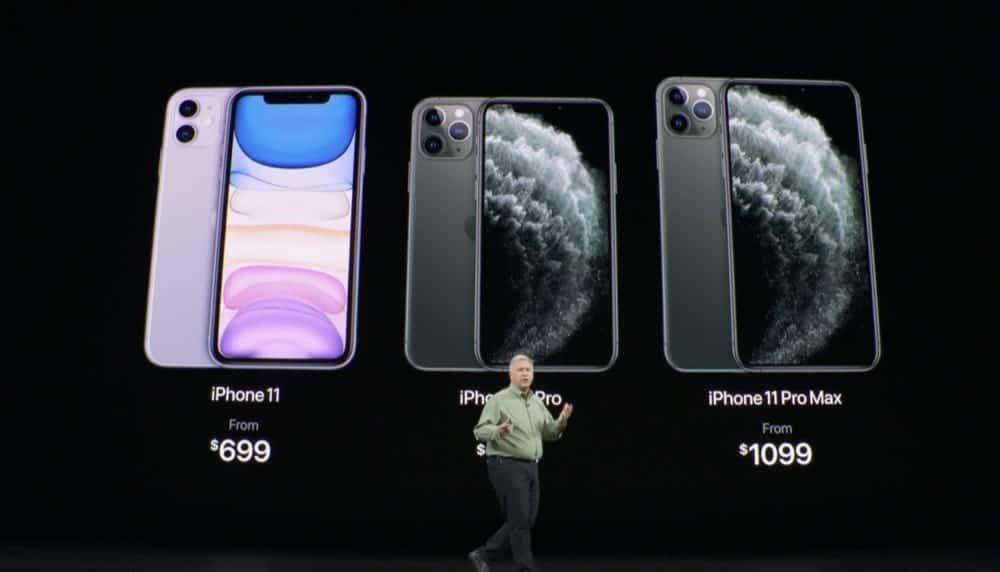 iPhone 11 & 11 Pro: Details zu Akku, RAM & Modem