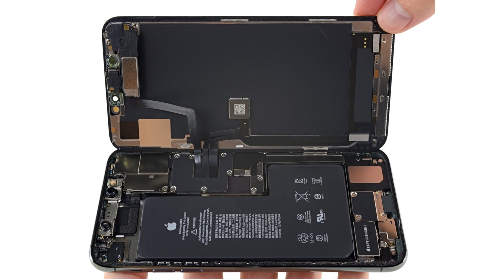 iPhone 11 Pro Max Akku