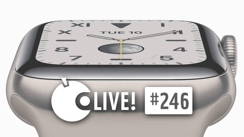 Apple Watch Series 5 Ausprobiert | Apfeltalk LIVE! #246