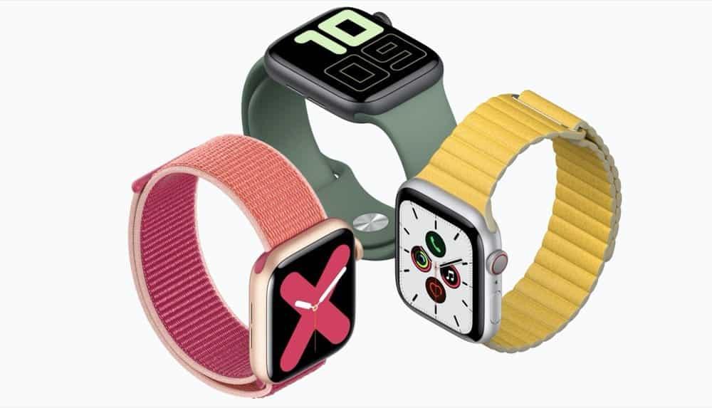Gewinnspiel: Apple Watch Series 5