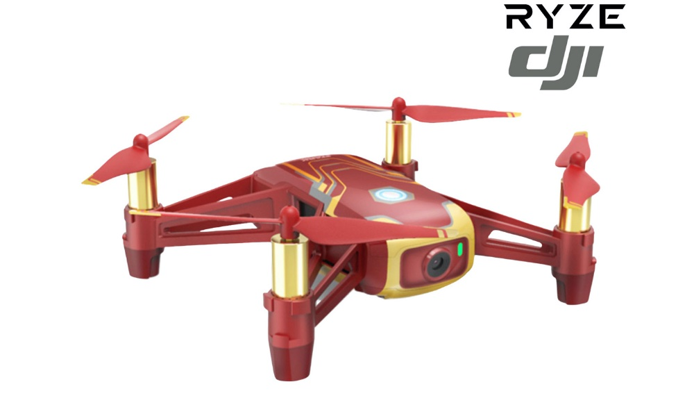 DJI Ryze Tech Tello Drohne - Iron Man Edition im Angebot bei Amazon - Apfeltalk Magazin