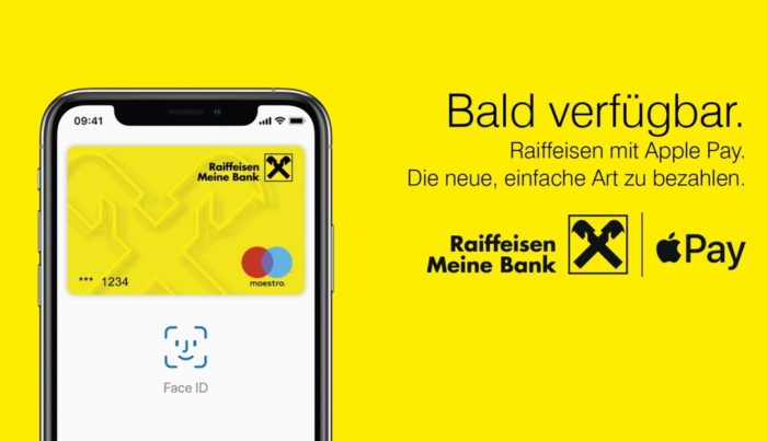 Apple Pay Raiffeisen