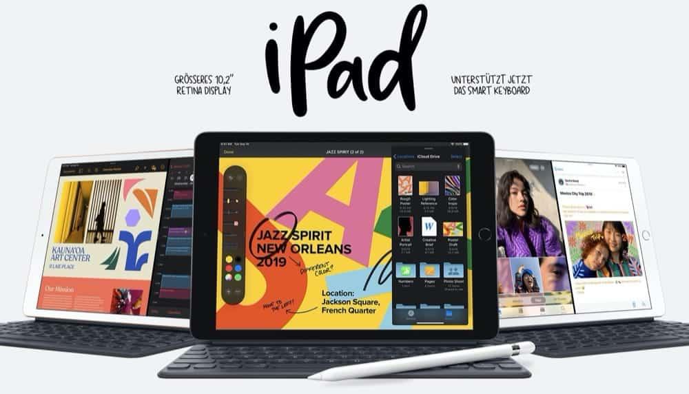 iPad 10.2 im Angebot bei iBood - Apfeltalk Magazin