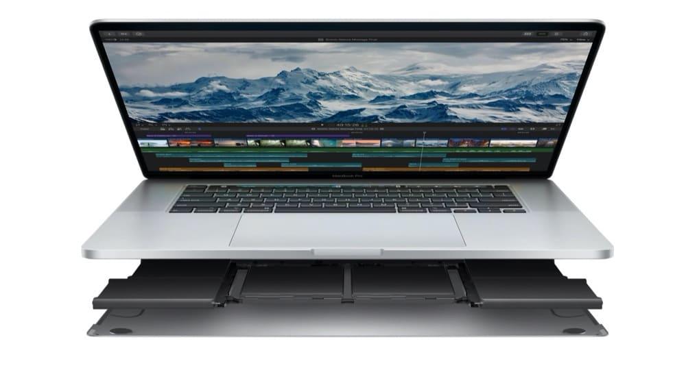 MacBook Pro 16 – neuer Werbeclip auf YouTube
