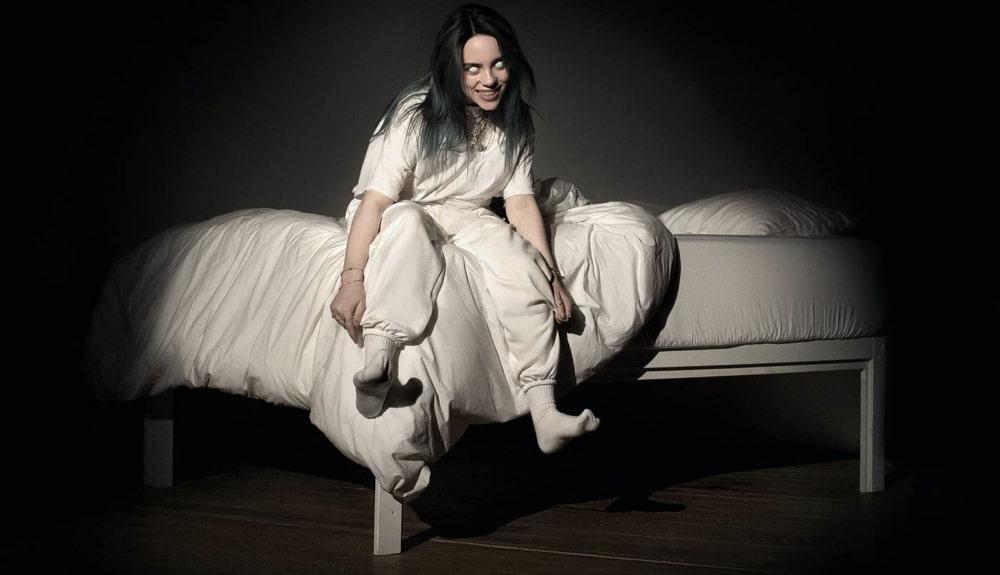 Billie Eilish CD Cover