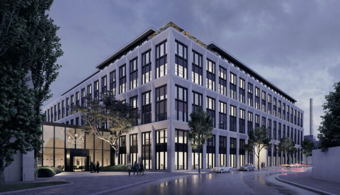 Apple Büro München