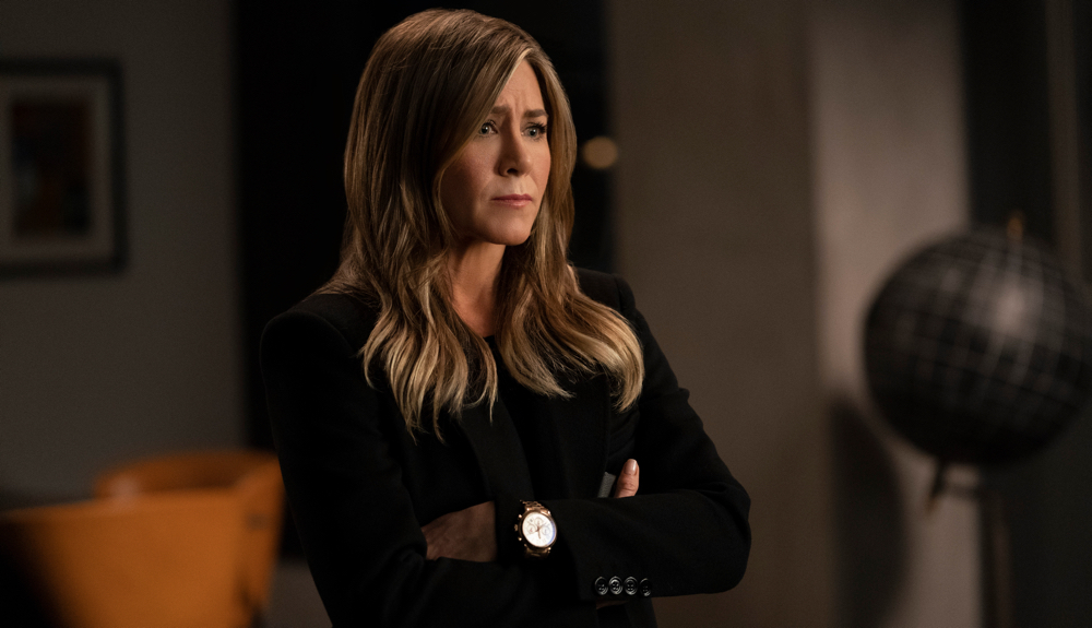Jennifer Aniston The Morning Show Apple TV+