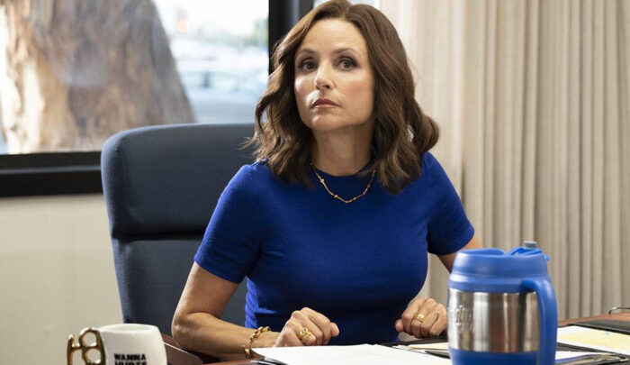 Julia Louis-Dreyfus Veep HBO