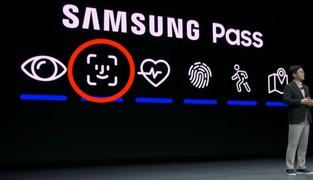 Samsung Face-ID-Logo
