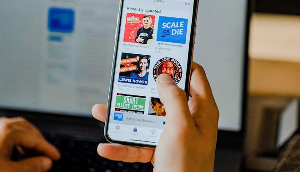 Apple Originals Podcasts