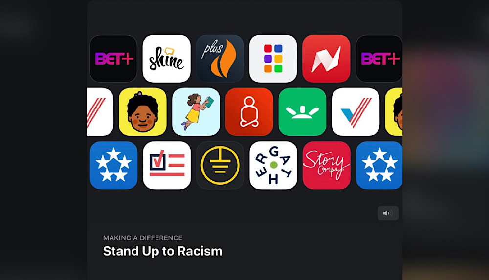 Stand up on Racism