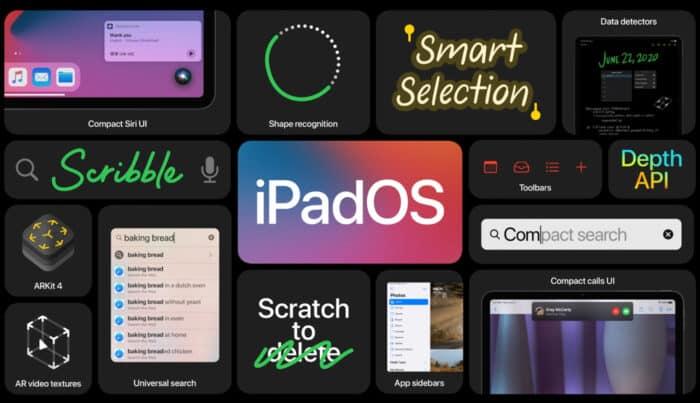 iPadOS 14 Übersicht