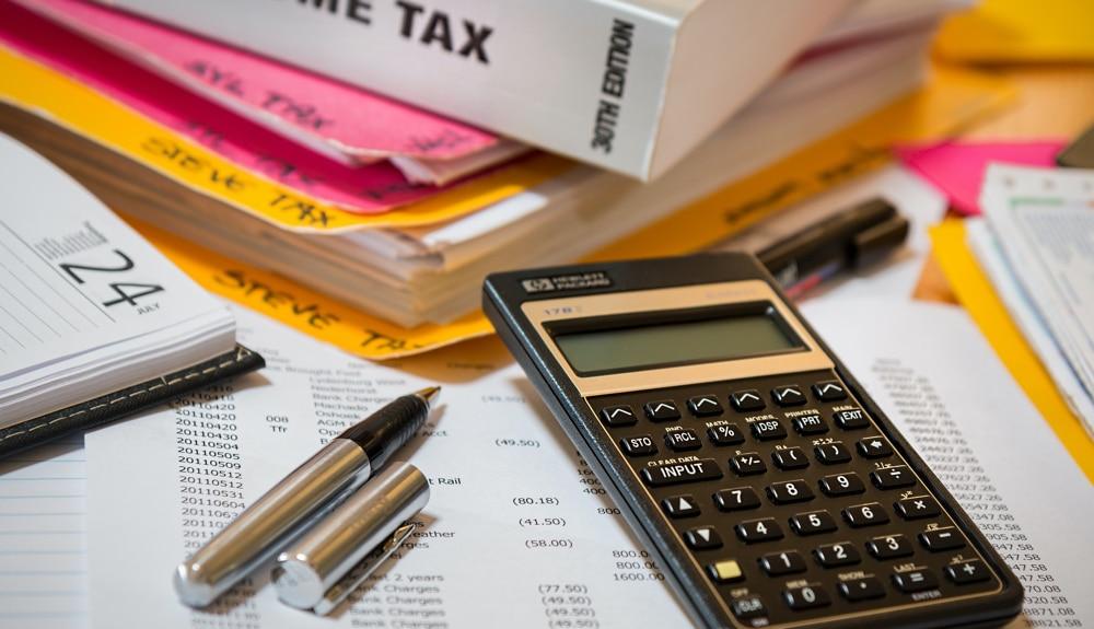 Steuer Rechnung