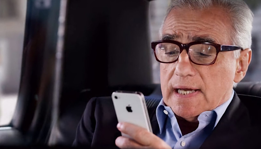 Martin Scorsese sichert sich Deal mit Apple