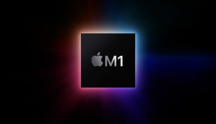 Apple M1 Chipdesign