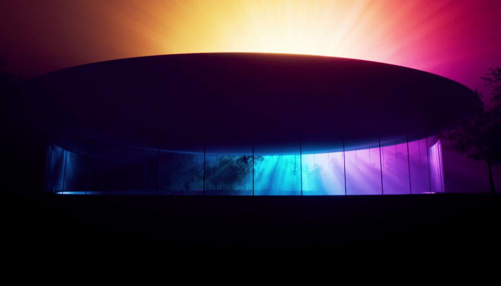 One More Thing Keynote 2020 - Apple Park Steve Jobs Theater 4 September