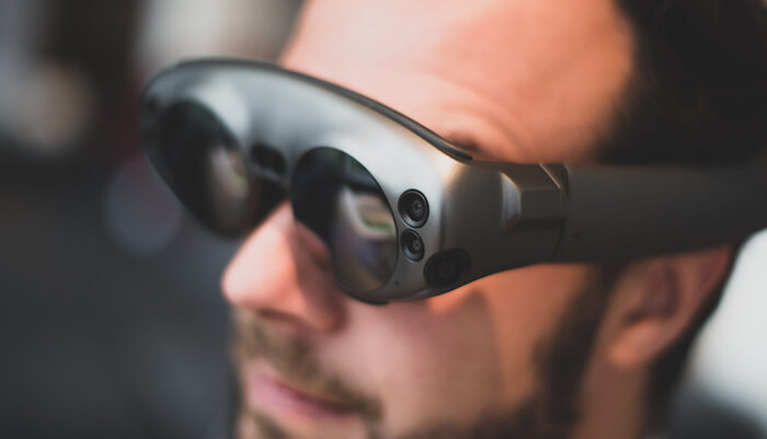 AR Brille, Augmented Reality, Apple Glass