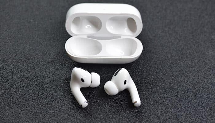 True Wireless Kopfhörer AirPods