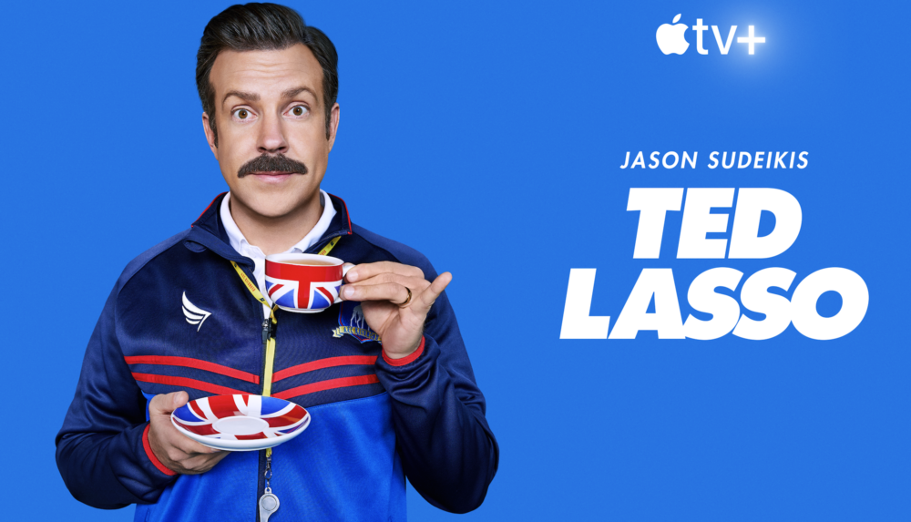 Ted Lasso Sticker Pack