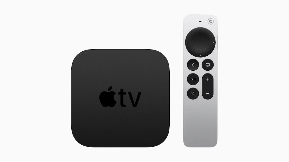Apple TV 4K 6