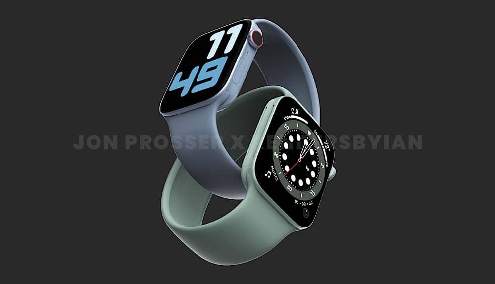 41mm Apple Watch Series 7