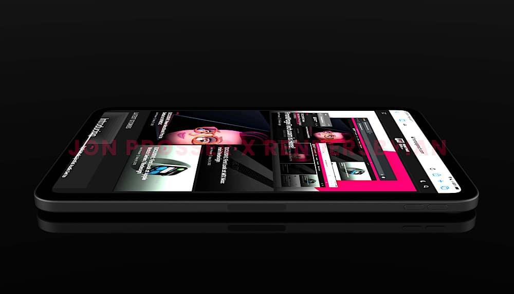 iPad Mini Prosser