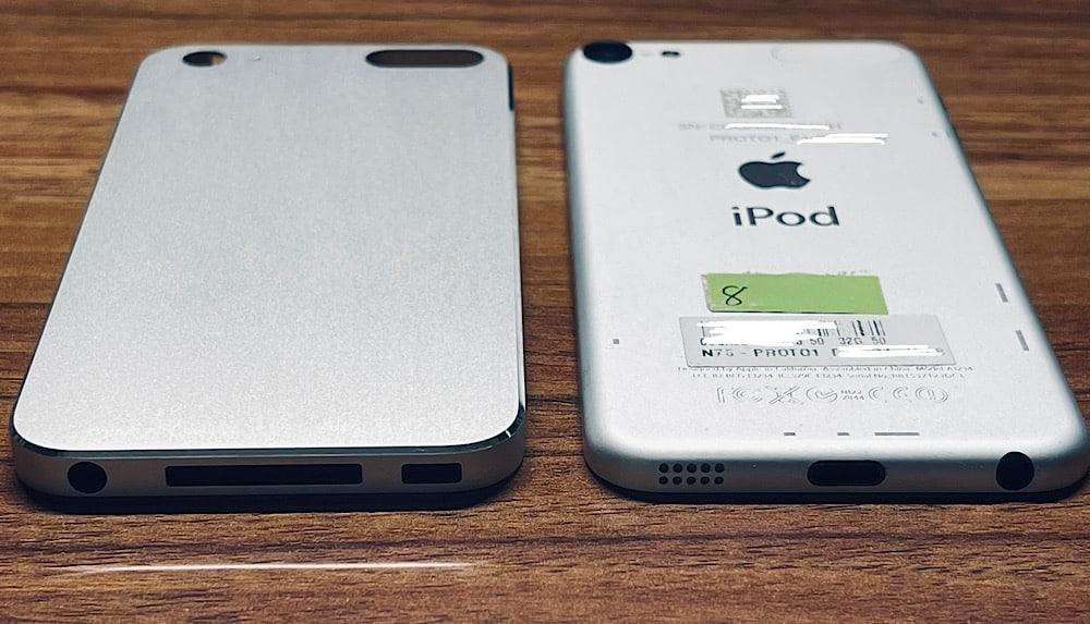 iPod Prototyp