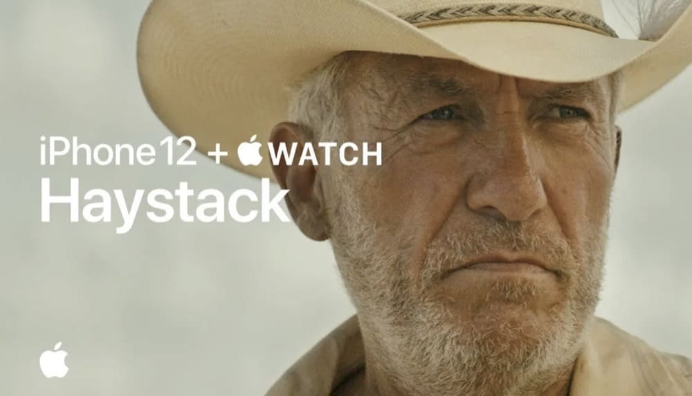 Haystack Apple Marketing