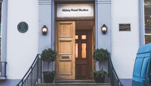 Beatles Abbey Road Studios