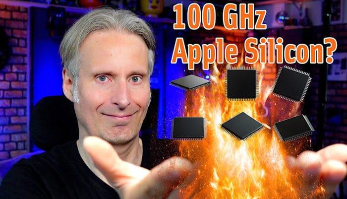 100 GHz Apple Silicon