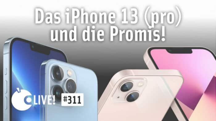 das iPhone 13 (pro) und die Promis