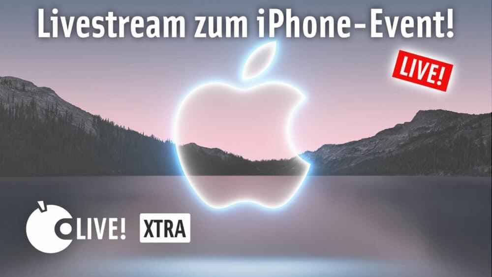 Livestream zum iPhone-13-Event